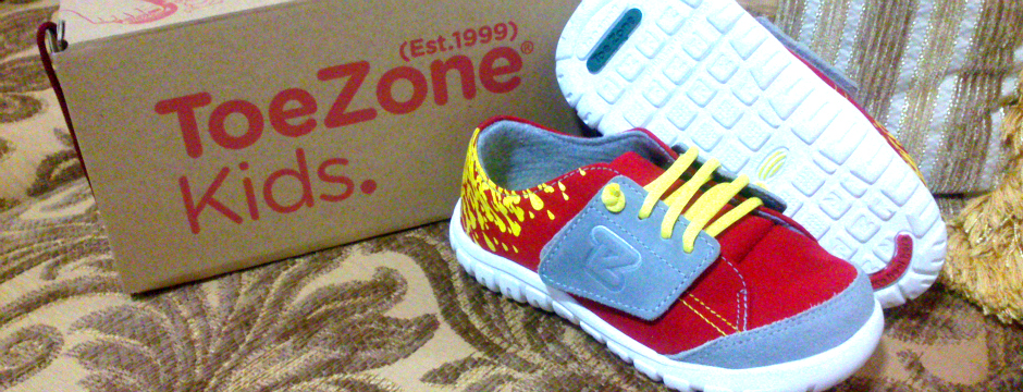 Amstrong Inf (+Giveaway) by ToeZone Kids Footwear
