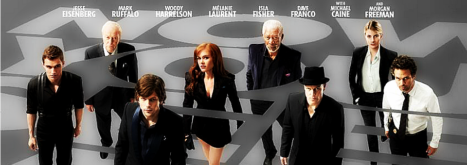Movie Review: Now You See Me